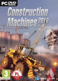 Game Box for Construction Machines 2016 (PC)