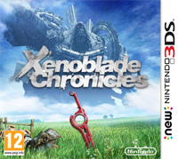 Okładka Xenoblade Chronicles 3D (3DS)