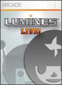 Okładka Lumines Live! (X360)