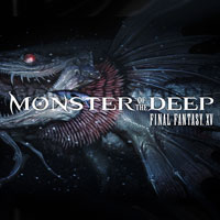 Okładka Monster of the Deep: Final Fantasy XV (PS4)
