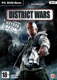 Okładka District Wars (PC)