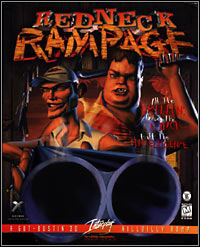 Redneck Rampage (PC cover
