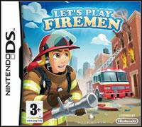 Okładka Let's Play: Firemen (NDS)