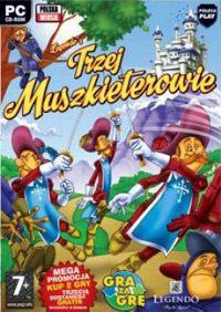 Okładka The Three Musketeers (PC)