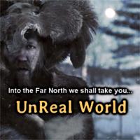 Okładka UnReal World (PC)