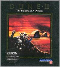 Okładka Dune 2: The Building of a Dynasty (PC)