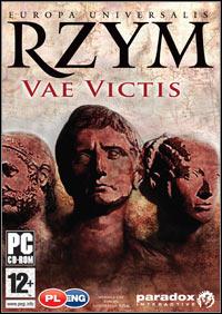 Okładka Europa Universalis: Rome - Vae Victis (PC)