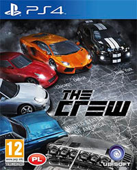 Game The Crew (PC) cover