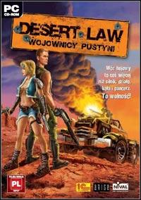 Okładka Desert Law (PC)