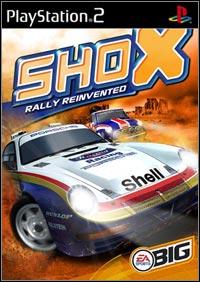 Okładka Shox (PS2)