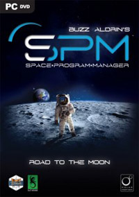 Game Box for Buzz Aldrin's Space Program Manager (PC)