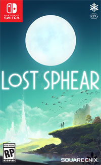 Game Lost Sphear (PC) cover