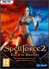 Okładka SpellForce 2: Faith in Destiny (PC)
