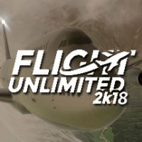 Game Box for Flight Unlimited 2K18 (PC)