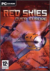 Okładka Red Skies Over Europe (PC)
