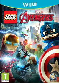 Game LEGO Marvel's Avengers (PC) cover
