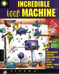 Okładka The Incredible Toon Machine (PC)