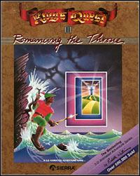 Okładka King's Quest II: Romancing The Throne (PC)
