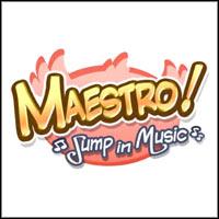 Okładka Maestro! Jump In Music (NDS)