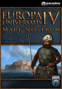 Game Box for Europa Universalis IV: Mare Nostrum (PC)