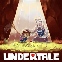 Game Undertale (PC) cover