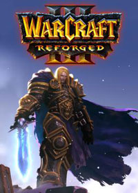 Game Box for Warcraft III: Reforged (PC)