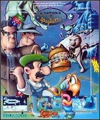Okładka Luigi & Spaghetti (PC)