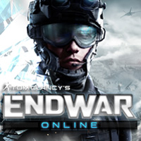 Game Box for Tom Clancy's EndWar Online (WWW)