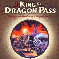 Game King of Dragon Pass (PC) cover