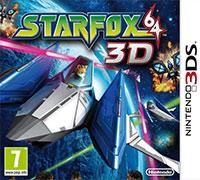 Okładka Star Fox 64 3D (3DS)