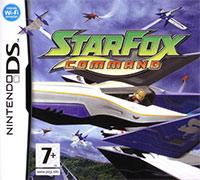 Okładka Star Fox Command (NDS)