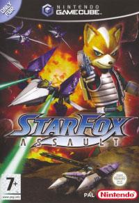 Okładka Star Fox: Assault (GCN)
