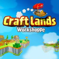 Okładka Craftlands Workshoppe (PC)