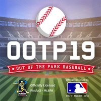 Game Box for Out of the Park Baseball 19 (PC)