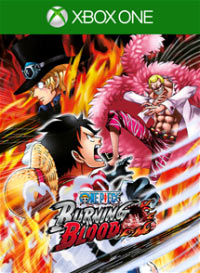 Game One Piece: Burning Blood (PS4) cover