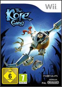 Okładka The Kore Gang (Wii)