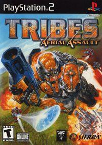 Okładka Tribes: Aerial Assault (PS2)