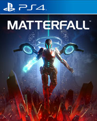 Okładka Matterfall (PS4)