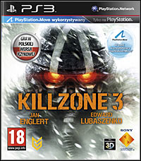 Okładka Killzone 3 (PS3)