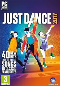 Game Just Dance 2017 (PS4) cover