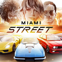 Game Box for Miami Street (PC)