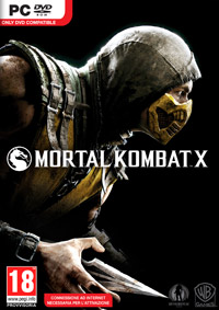 Game Mortal Kombat X (AND) cover