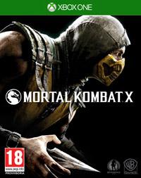 Game Mortal Kombat X (PC) cover