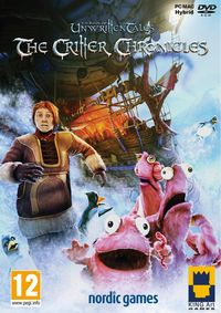 Okładka The Book of Unwritten Tales: The Critter Chronicles (PC)