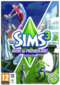 Okładka The Sims 3: Into The Future (PC)