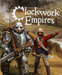 Okładka Clockwork Empires (PC)