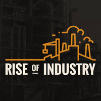 Game Box for Rise of Industry (PC)