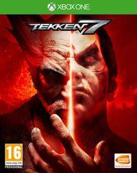 Game Tekken 7 (XONE) cover
