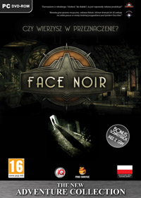 Okładka Face Noir (PC)