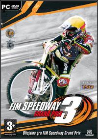 Okładka FIM Speedway Grand Prix 3 (PC)